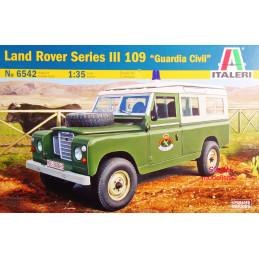 Italeri  1/35  Land Rover...