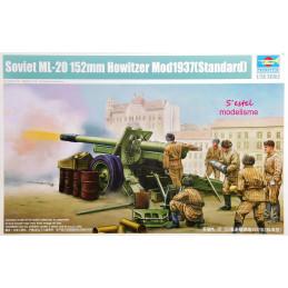 Trumpeter  1/35  Soviet ML-20  152mm Howitzer Mod1937 (Standart)
