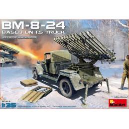 MiniArt  1/35    BM-8-24...