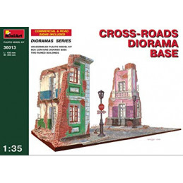 MiniArt   1/35  Cross Roads...