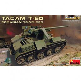 MiniArt  1/35  TACAM  T-60...