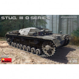 MiniArt   1/35   STUG. III...
