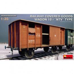 MiniArt  1/35  Railway...