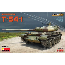 MiniArt  1/35  T-54-I...