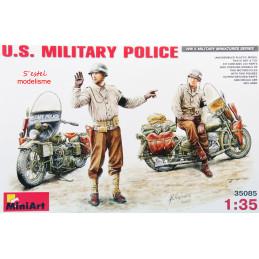 MiniArt  1/35   U.S. Military Police