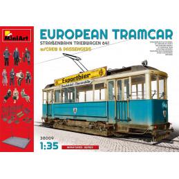MiniArt  1/35   European...