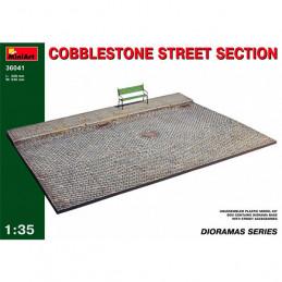 MiniArt  1/35   Cobblestone  Street  Section