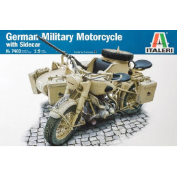 Italeri     1/9   German...