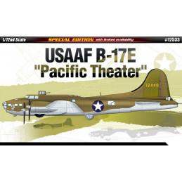 Academy  1/72  USAAB B-17E...