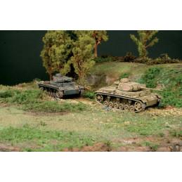 Italeri  1/72  Pz.Kpfw. III...