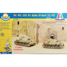 Italeri  1/72   Pz. Kpfw....
