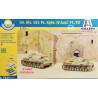 Italeri  1/72   Pz. Kpfw. IV Ausf. F1/F2