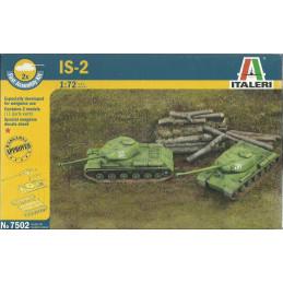 Italeri  1/72  IS-2   2...