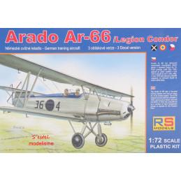 RS Models  1/72   Arado Ar-66