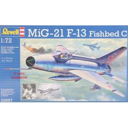 Revell  1/72  MiG-21 F-13...