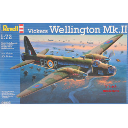 Revell  1/72   Vickers...