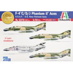 Italeri  1/72  F-4 C/D/J...