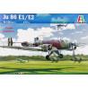 Italeri  1/72     Junkers Ju 86 E1/E2