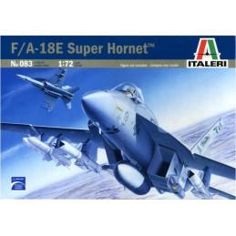 Italeri  1/72   F/A-18E...
