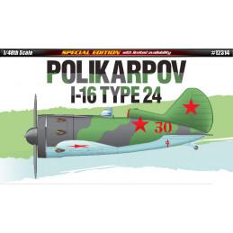 Academy  1/48  Polikarpov...