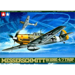 Tamiya  1/48  Messerschmitt...