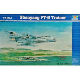 Trumpeter  1/48  Shenyang...