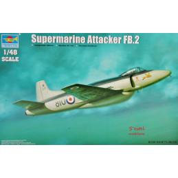 Trumpeter 1/48  Supermarine...