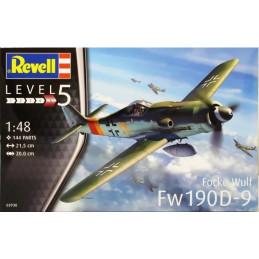 Revell  1/48  Focke Wulf...