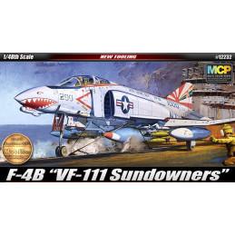 Academy  1/48  USN F-4B...