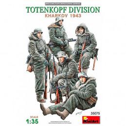 MiniArt  1/35   Totenkopf...