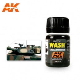 AK Interactive    Wash for...