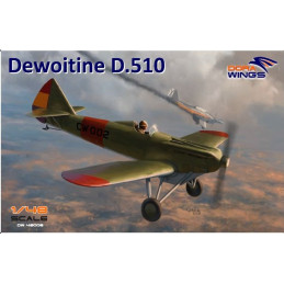 Dora Wings  1/48  Dewoitine...