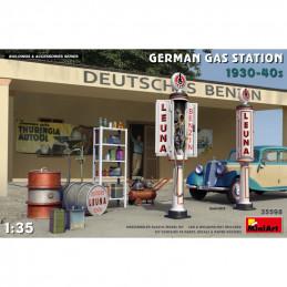 MiniArt  1/35  German Gas...