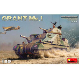 MiniArt  1/35  Grant Mk.I
