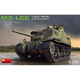 MiniArt  1/35  M3 Lee...