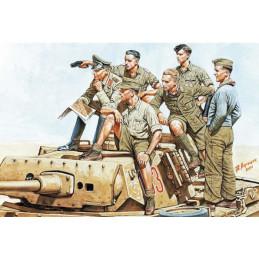 Master Box  1/35  Rommel...