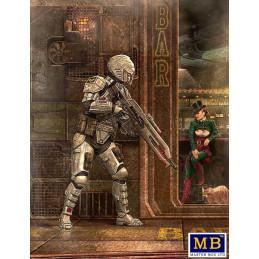 Master Box 1/24   Tiberious...