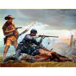 Master Box 1/35  Indian War...