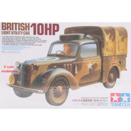 Tamiya  1/35   British 10HP...