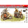 MiniArt  1/35   U.S. Motorcycle Repair Crew