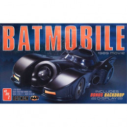 AMT  1/25   BATMOBILE  1989...