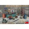 MiniArt  1/35   Garage Workshop