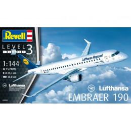 Revell  1/144   Lufthansa...