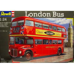 Revell  1/24   London Bus