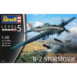 Revell  1/48   IL-2 STORMOVIK