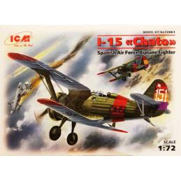 "ICM  1/72   I-15 ""Chato""..."