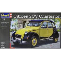 Revell  1/24  Citroën 2CV...