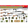 MiniArt   1/35   Soviet Infantry Automatic Weapons & Equipment