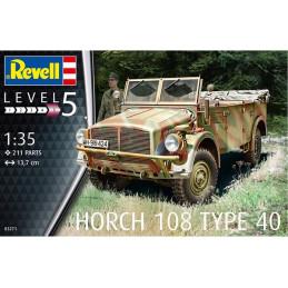 Revell  1/35  HORCH 108...