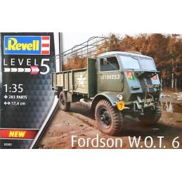Revell  1/35   Fordson...